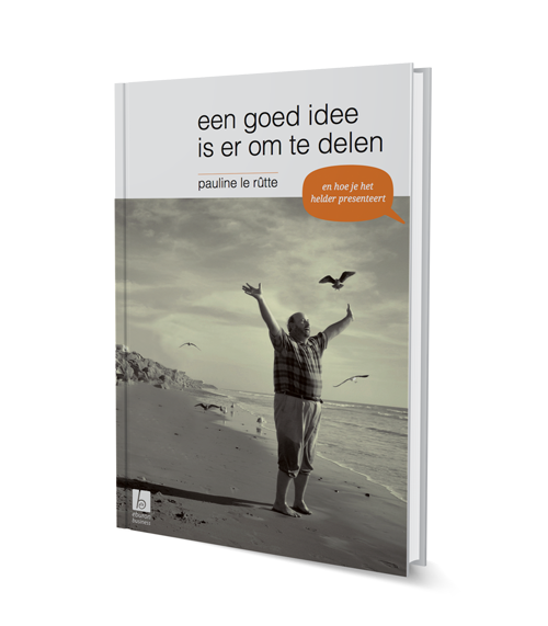 boek Pauline le Rutte Goed idee delen