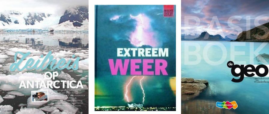 De Groene Redactie Extreem Weer Antarctica Sante