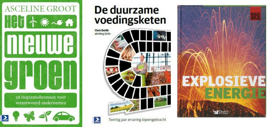 De Groene Redactie Het nieuwe Groen - Asceline Groot - ASN Bank