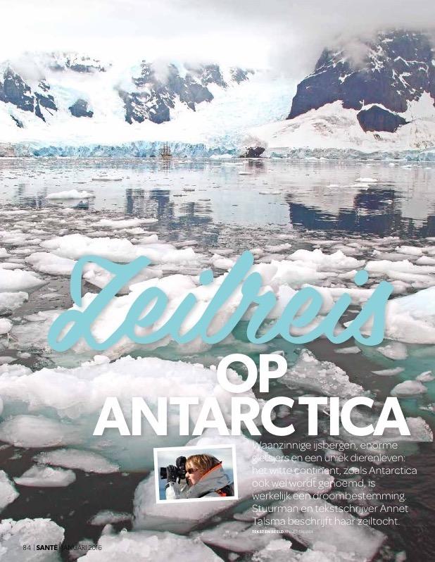 Antarctica artikel Sante