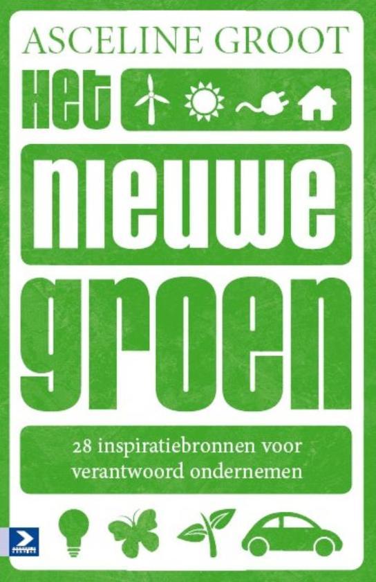 Het nieuwe groen - Asceline Groot ASN