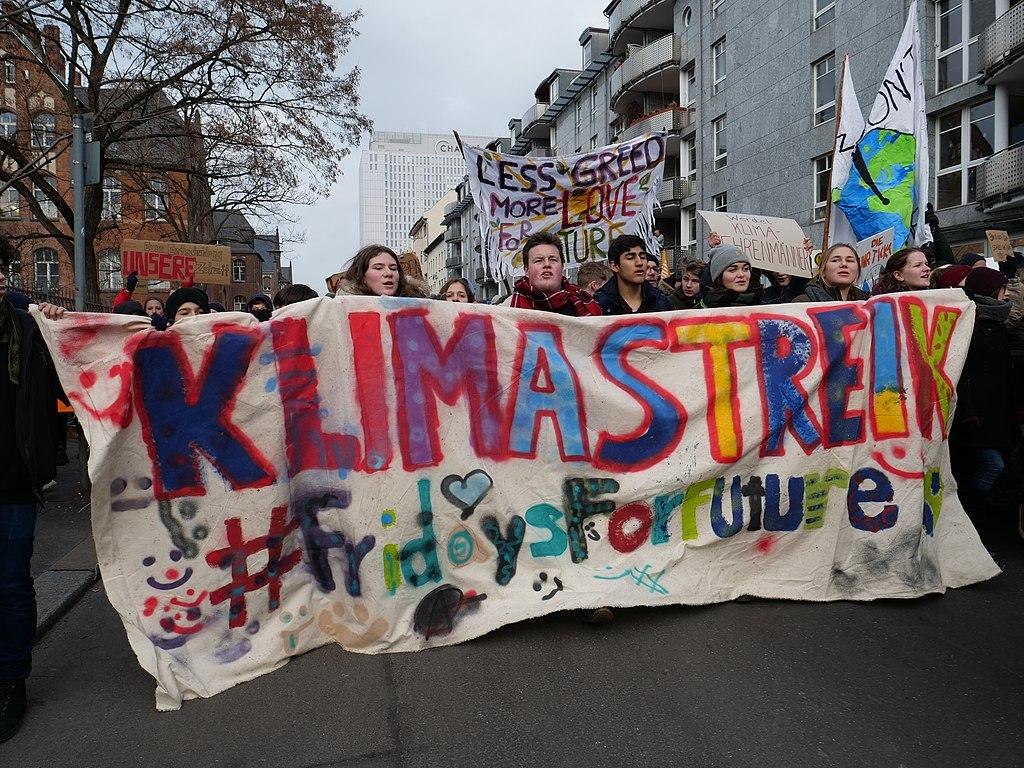 klimaatspijbelen duurzaamheid Malieveld