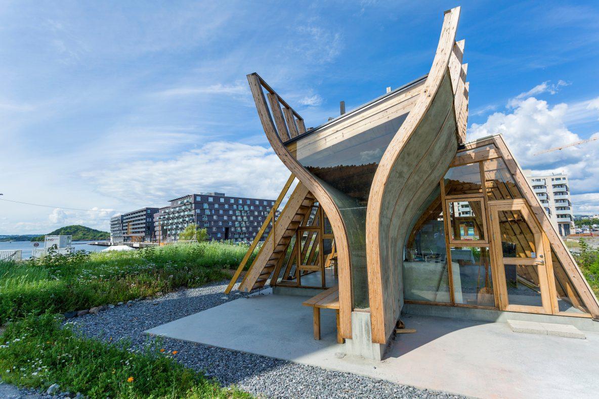 Oslo Norway Losaeter Europese Groene Hoofdstad duurzaam duurzaamheid stadsboerderij
